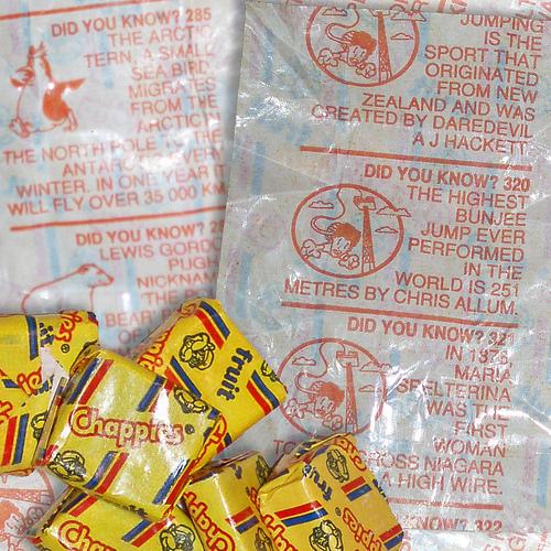 Chappies Bubble Gum the revival