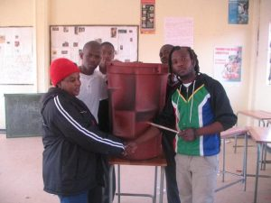 At Ngaka Maseko High School