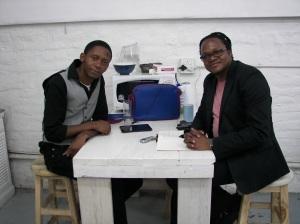 Interview with Senzo Njabulo Shabangu @BagFactoryII 28112014