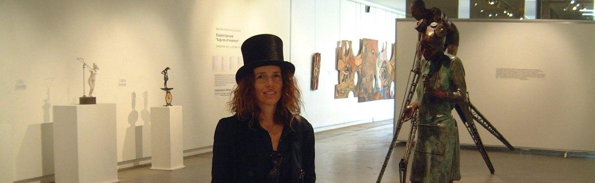 Intraparadox: Interview with ElizabethBalcomb