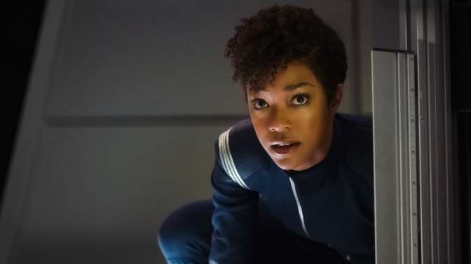 The (Re)discovery of Sonequa Martin-Green