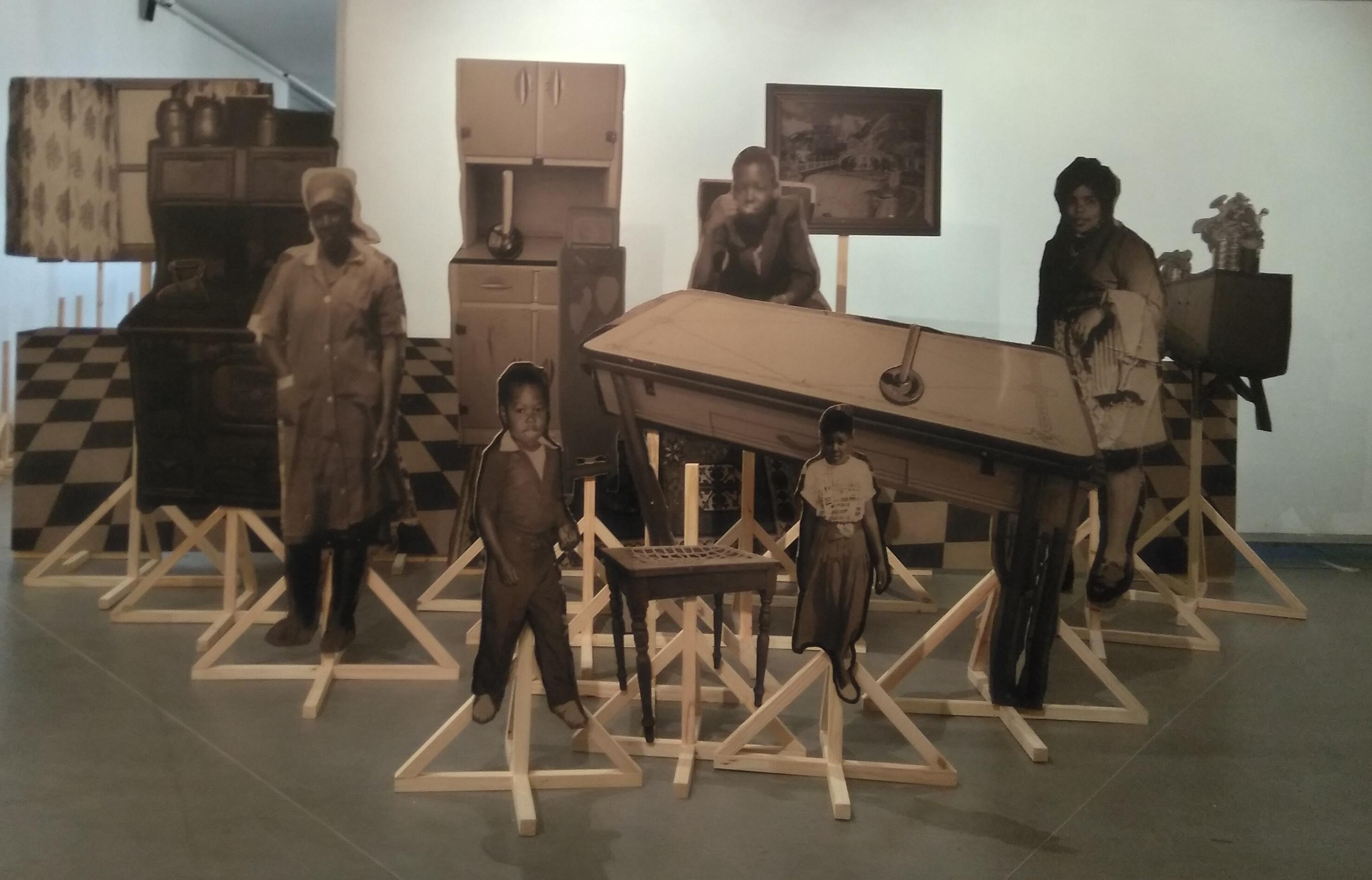 Mohlokomedi wa Tora Installation 2