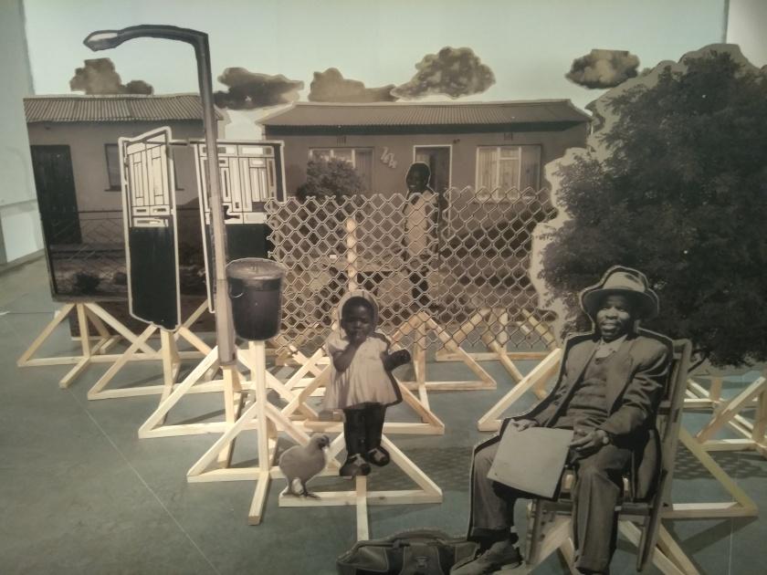 Mohlokomedi wa Tora Installation 1