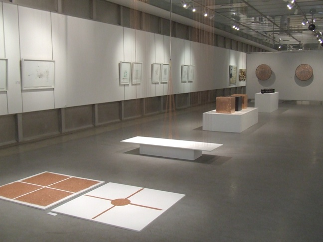 Connect Disconnect Exhibition Layout